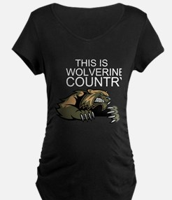 This Is Wolverine Country T-Shirt