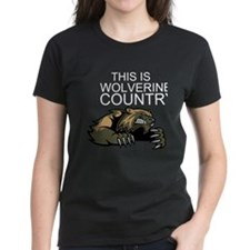 This Is Wolverine Country Tee