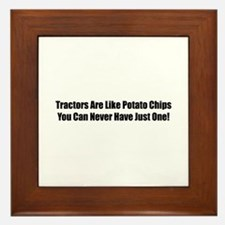 Tractors are like potato chips you can never have