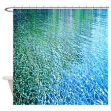 Ke'e Lagoon Kauai Tropical Shower Curtain