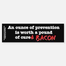 Pound of Bacon Sticker (Bumper)