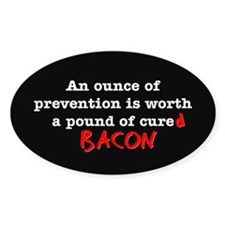 Pound of Bacon Decal