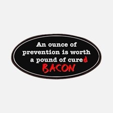 Pound of Bacon Patches