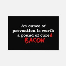 Pound of Bacon Rectangle Magnet (100 pack)