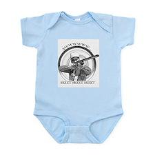 Keep Skeeting Infant Bodysuit