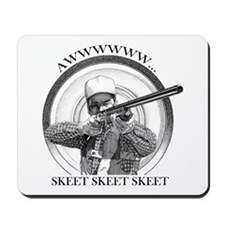 Keep Skeeting Mousepad