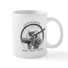 Keep Skeeting Small Small Mug