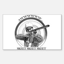 Keep Skeeting Decal