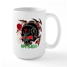 NVG Green and Red Devil Doc Mug