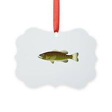Smallmouth Bass Ornament