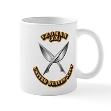 Navy - Rate - YN Mug