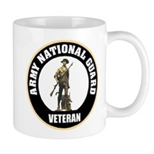 Army National Guard Veteran Coffee Cup