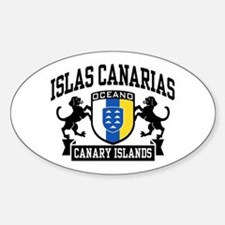 Canary Islands Decal