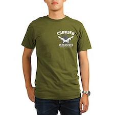 Crowder Explosives T-Shirt