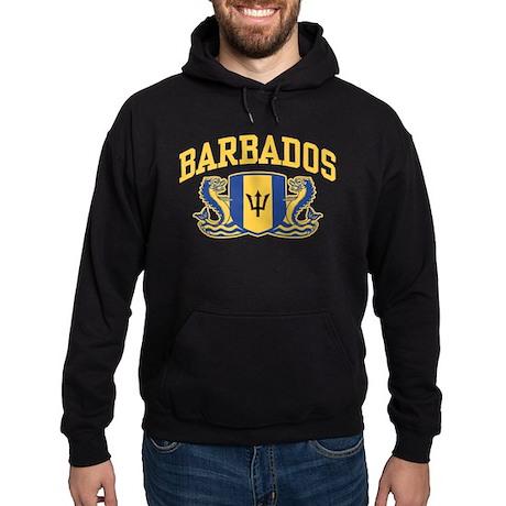 Barbados Hoodie (dark)