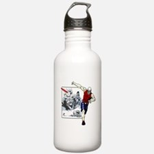 Disc Golf TOMB OF TROUBLE Water Bottle