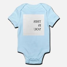 This Is You Introspective Infant Bodysuit