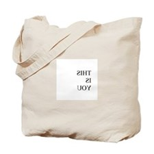 This Is You Introspective Tote Bag