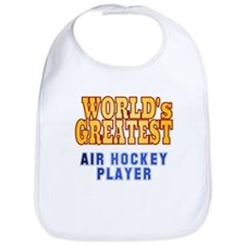 World's Greatest Air Hockey Player Bib