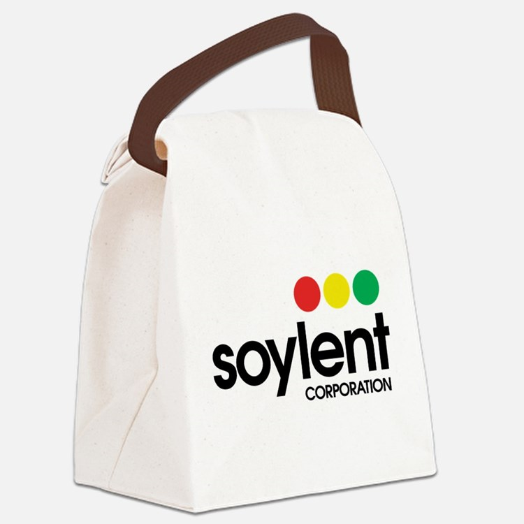 SOYLENT CORPORATION Canvas Lunch Bag