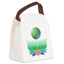 Oneness Canvas Lunch Bag