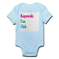 Kapowski Fan Club Infant Bodysuit