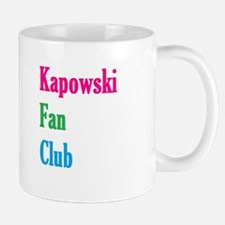 Kapowski Fan Club Mug