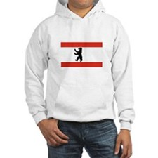 Berlin Flag Hoodie Sweatshirt