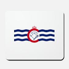 Cincinnati Flag Mousepad