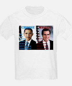Choose Wisely - Obama and Romney: One And The Same