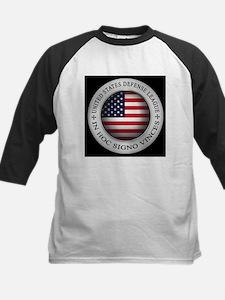 USDL Badge Kids Baseball Jersey