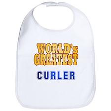 World's Greatest Curler Bib