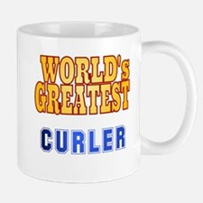 World's Greatest Curler Mug