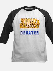 World's Greatest Debater Tee