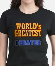 World's Greatest Debater Tee
