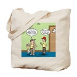 knots_popcorn_sales_3d.tif Tote Bag