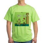 knots_popcorn_sales_3d.tif Green T-Shirt