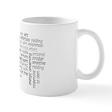 Wordle Song Insula Mug