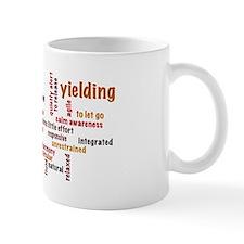 Wordle Song Markerfelt Mug