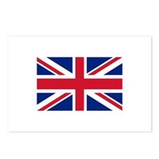 London Flag Postcards (Package of 8)
