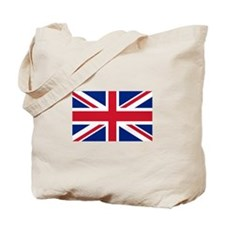 London Flag Tote Bag
