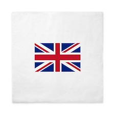 London Flag Queen Duvet