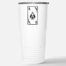 ST-8 Ace of Spades Travel Mug