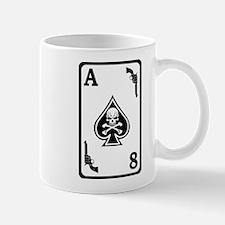 ST-8 Ace of Spades Mug