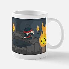 To the Catacombs Mug