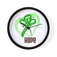 Hope Inspire BMT SCT Wall Clock
