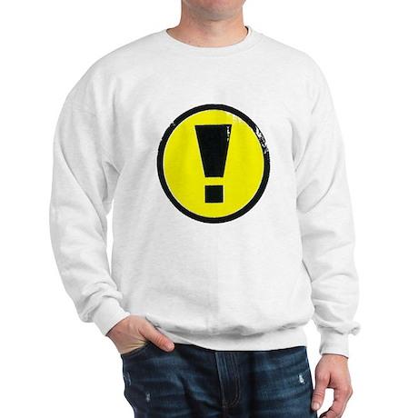 Exclamation Point Sweatshirt