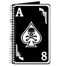 ST-8 Ace of Spades Journal