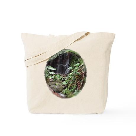 Rainforest Waterfall - Tote Bag