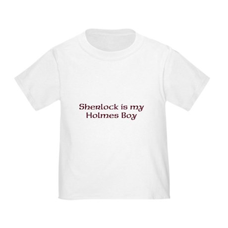 Sherlock Toddler T-Shirt